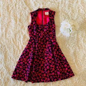 Kate Spade Cotton/Silk Kimi Midi Dress Size 6